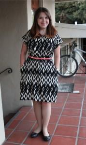 April Rhodes Staple Dress