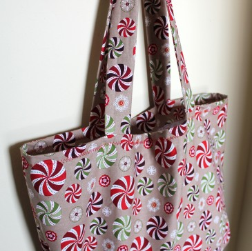 diy reusable market bag