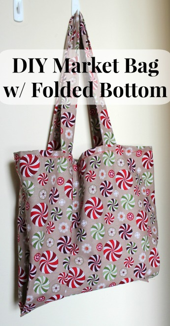 pinterest diy market bag