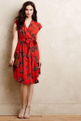 Yaletown Dress Inspiration from Anthropologie